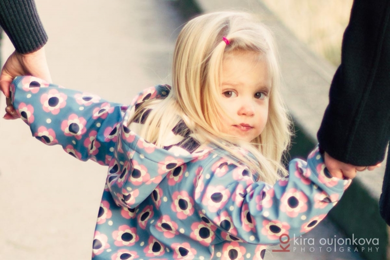 Family Photography On Location by Kira Oujonkova
